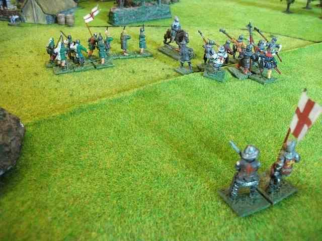 Cavaliers et piétons montés XVe siècle chez Perry   TermLudi14MontFort_0001