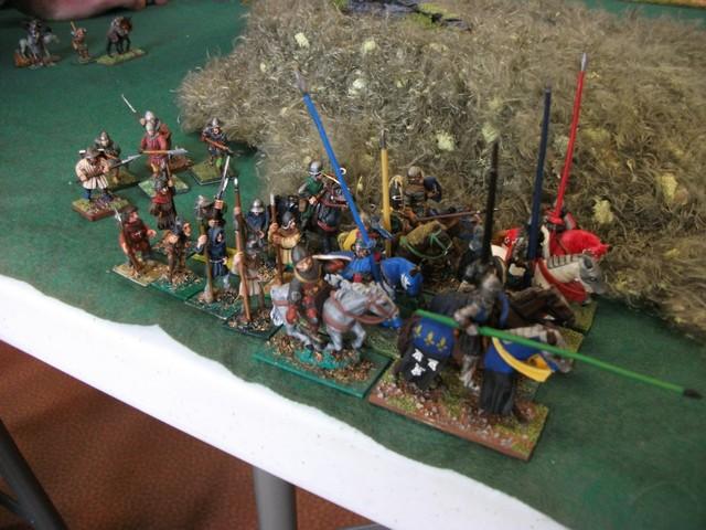 Deux ducs pour une couronne ...ou la guerre de Succession de Bretagne en raccourci ! SiegeRennes20ans34