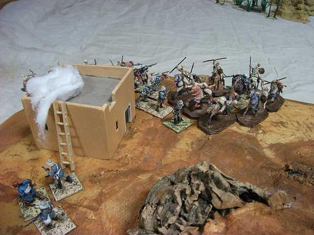 La bataille de Kordouf : escarmouche sur le Nil ! MahdisteCarreCamelCorps0001