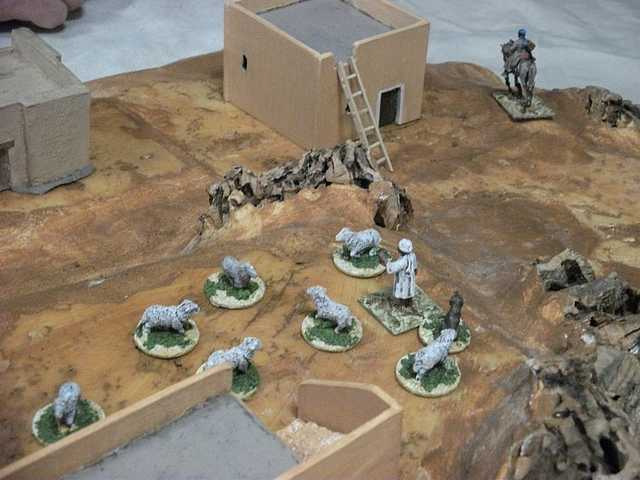 La bataille de Kordouf : escarmouche sur le Nil ! PilleurTombeauDesert